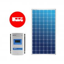 RV-210W12V-MPPT Solar kit for RV 210W MPPT