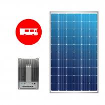 RV-295W-MPPT   Solar kit for RV 295W MPPT