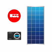 RV-165W-EWC   Solar kit for RV 12V 165W EWC