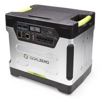 YETI-1250   Onduleur portatif 1200W avec chariot (multi voltage)