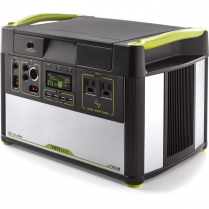 YETI-1400   Lithium power station with Wi-FI