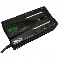 ECO650LCD   BACKUP BATTERY PACK ECO-EFECIENT 650VA 8 OUTLETS