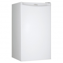 DB3-W   12/24V WHITE FRIDGE 1 DOOR 3,2' CUBE