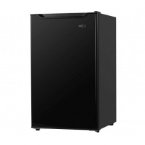 DB4-BK   12/24V BLACK FRIDGE 1 DOOR 4,3' CUBE