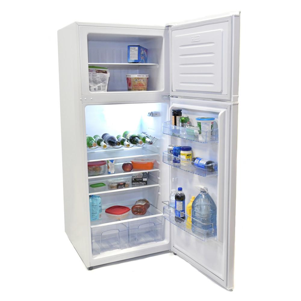 REF-400 réfrigérateur/congélateur 2 portes 12/24V 14 pi³ blanc