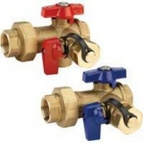 ESISO-KIT   WATER VALVE HOT COLD WASH OUT FOR GWH