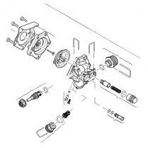 8-738-710-118-0   WATER VALVE FOR BOSCH