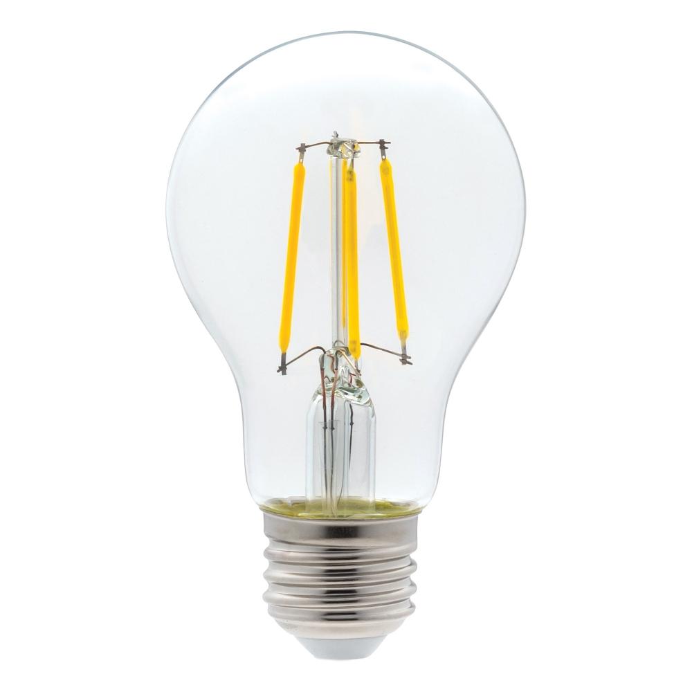 EWL-LEDA60-8-WW   FILAMENT BULB LED A60 12V 8WATT WW (PKG2)
