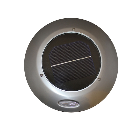 GS-214EZ Stainless Steel Bollard Solar Light w/EZ Anchor