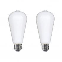 EWL-LEDST64-8-NWM FILAMENT BULB LED St64 12V 8WATT NWM (PK2)