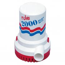 10-6UL   RULE PUMP 2000 GPH