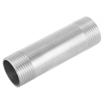 "P026-5814   FITTING 1"" NPTM X 10"" STAINLESS"