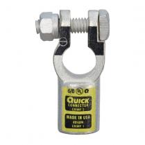 QC4060-005N   TERM CRIMP POTEAU NEG 6/0 AWG OU 250MCM (5/PK)