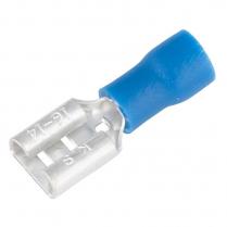 QC160248-025   Connecteur femelle 0.250 pour 16-14 AWG (paquet de 25)