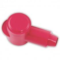 QC5749-005R   TAB INSULATOR RED 3/0-4/0 AWG (5/PK)