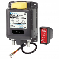 BS7622   AUTOMATIC CHARGING RELAY ML SERIES 500A 12V W/MANCTRL