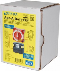 BS7650003   SOLENOID ADD-A-BATTERY - BOXED