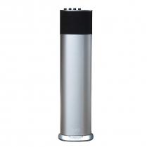 E500X-EQ-GRY   Haut parleur Bluetooth avec un son exceptionnel