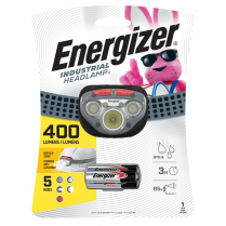 HDDIN32E   LAMPE ENERGIZER IND 3AAA DEL FRONT 300 LUMENS + PILES