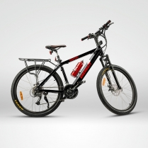 EWV-SPORT-BK electric bicycle sport 36v black