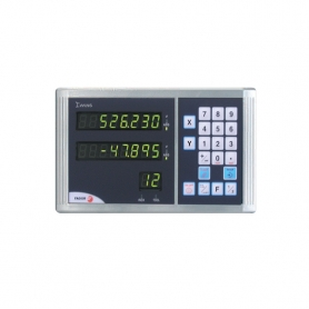 "FAGOR DIGITAL READOUT SYSTEM -2 AXIS 18"" X 36"" SCALES"