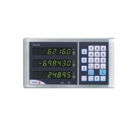 "FAGOR DIGITAL READOUT SYSTEM -3 AXIS 18"" X 36"" X 16"" SCALES"