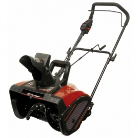 "*** DNU *** 18"" ELECTRIC SNOW THROWER"