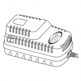 Chargeur de remplacement de 14.4V pour perceuse sans fil
