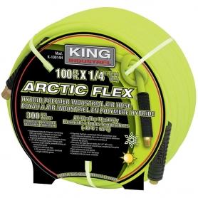 "K-10014H 1/4"" X 100' HYBRID POLYMER INDUSTRIAL AIR HOSE"