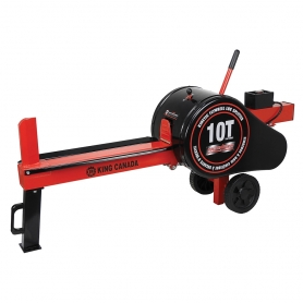 10 TON KINETIC FLYWHEEL LOG SPLITTER