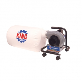 3/4 HP MINI DUST COLLECTOR