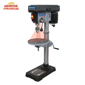"13"" BENCH DRILL PRESS WITH DUAL LASER GUIDE SYSTEM"