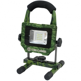 CORDLESS 1200 LUMENS LED WORK LIGHT