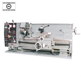 """12"""" x 36"""" gearhead metal lathe with taper attachment"""
