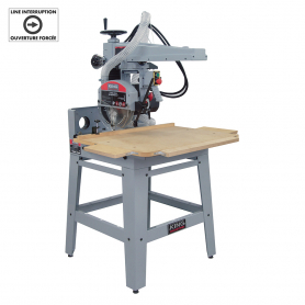 12'' RADIAL ARM SAW