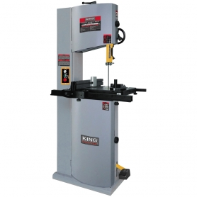 "14"" WOOD BANDSAW WITH 12"" RESAW CAPACITY"