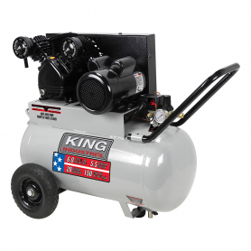 5.5 PEAK HP 20 GALLON AIR COMPRESSOR