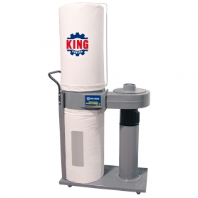 600 CFM DUST COLLECTOR