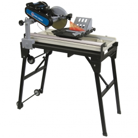 10'' SLIDING TILE SAW WITH LASER GUIDE