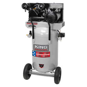 5.5 PEAK HP 24 GALLON AIR COMPRESSOR