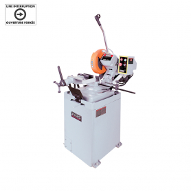 12'' SLOW SPEED COLD CUT SAW