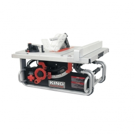 "KC-5015C 10"" PORTABLE JOBSITE TABLE SAW"