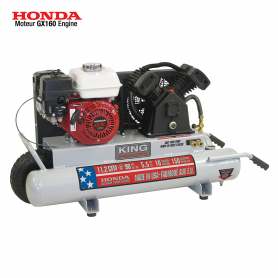 Air Compressors Combo Kits King Canada Power Tools Woodworking
