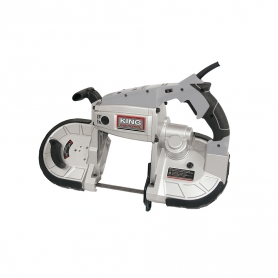VARIABLE SPEED PORTABLE METAL CUTTING BANDSAW