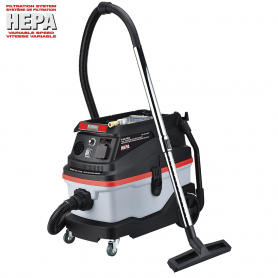 8 GALLON TOOL TRIGGERED WET/DRY VACUUM