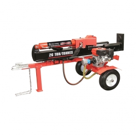 26 TON HORIZONTAL/VERTICAL 6.5 HP GAS LOG SPLITTER