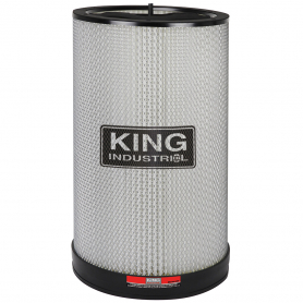 CANISTER FILTER FOR 1.5 & 2 HP CYCLONE DUST COLLECTORS