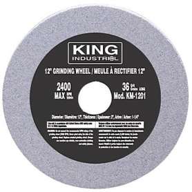 "REPLACEMENT 12"" -36 GRIT GRINDING WHEEL"