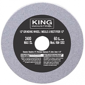"REPLACEMENT 12"" -60 GRIT GRINDING WHEEL"