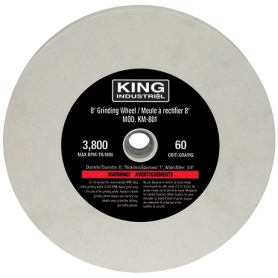 "REPLACEMENT 8"" -60 GRIT GRINDING WHEEL"